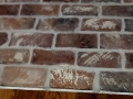 Grout brick using a grout bag