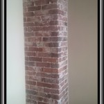 Grouted column