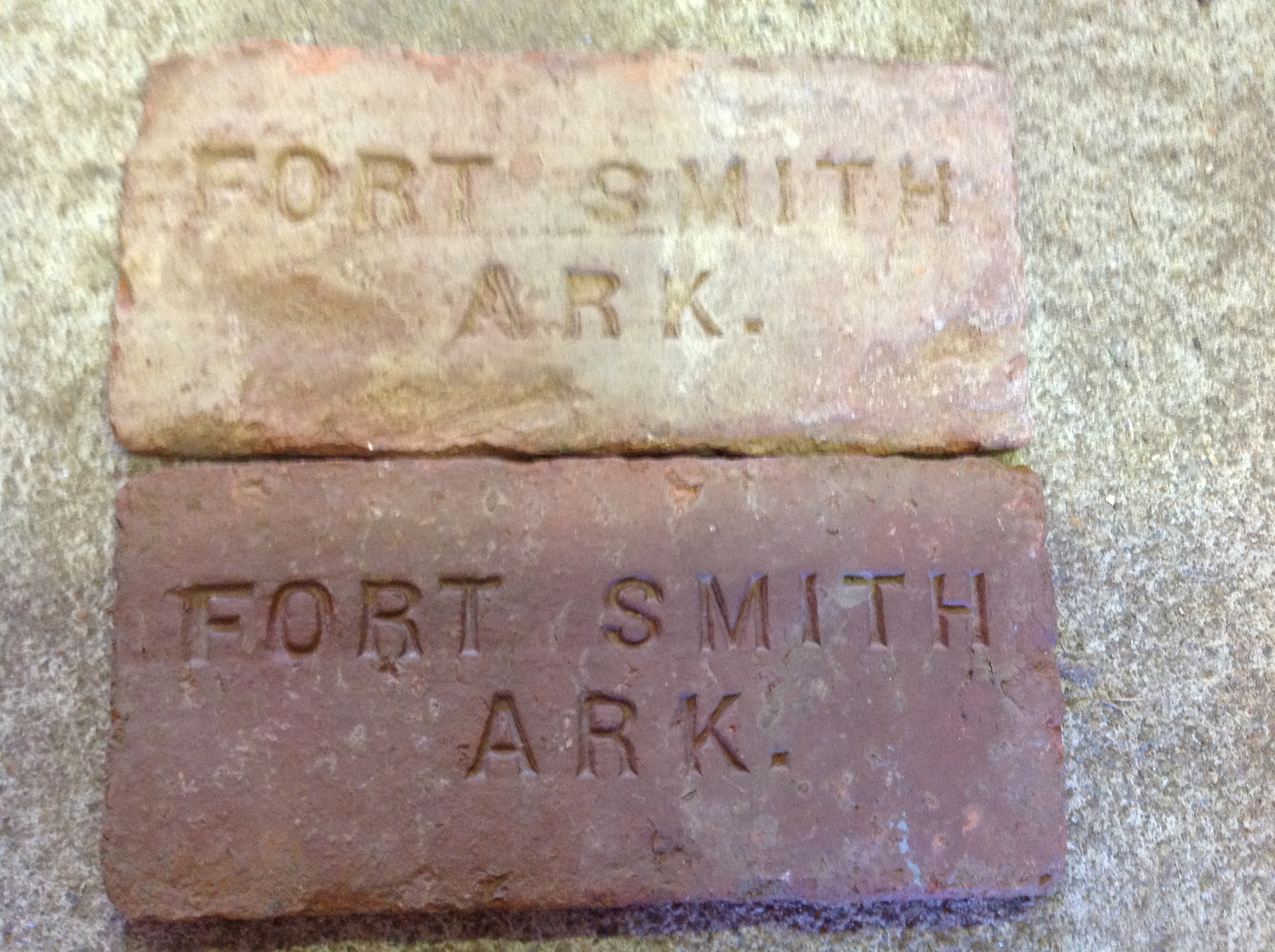 Vintage brick veneer - Fort Smith, AR